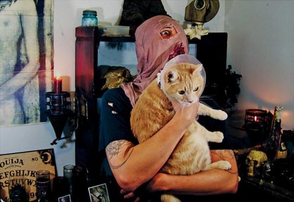 Rocker與貓3