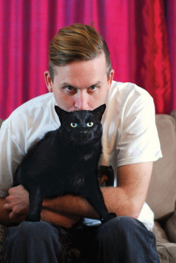 Rocker與貓6