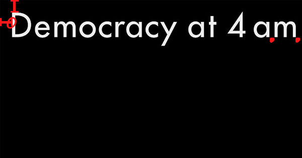 democracy4am