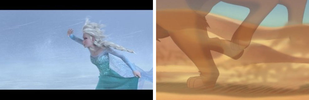 冰雪獅子王11