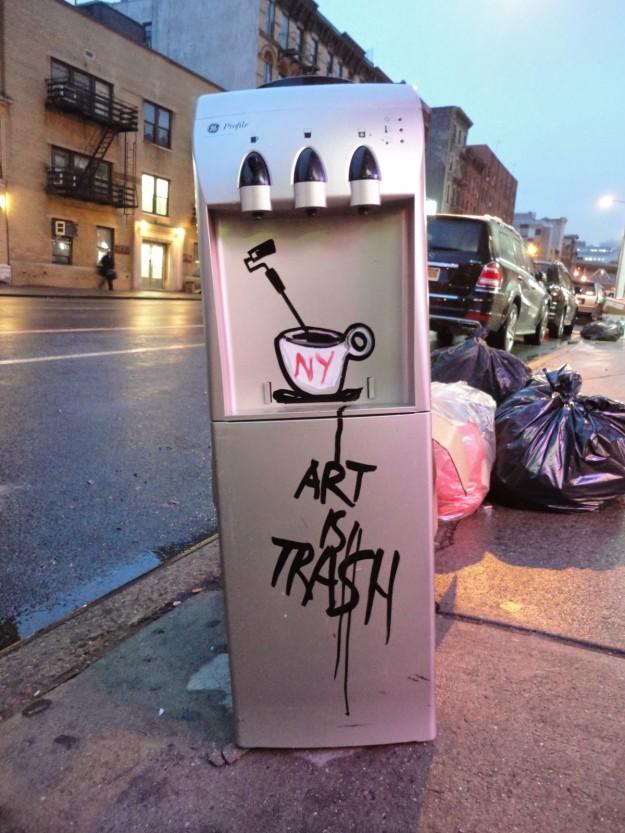 垃圾藝術1