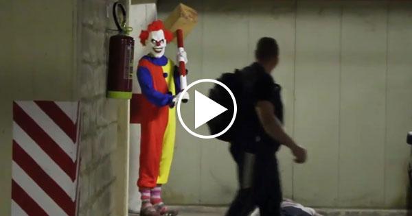 殺人小丑play