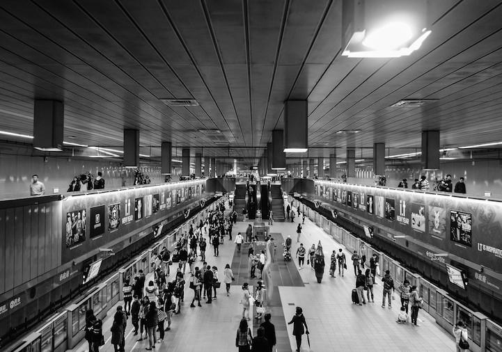 對稱捷運11