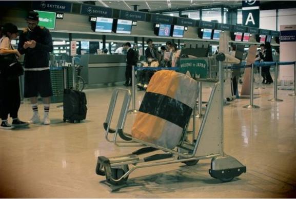 壽司行李1
