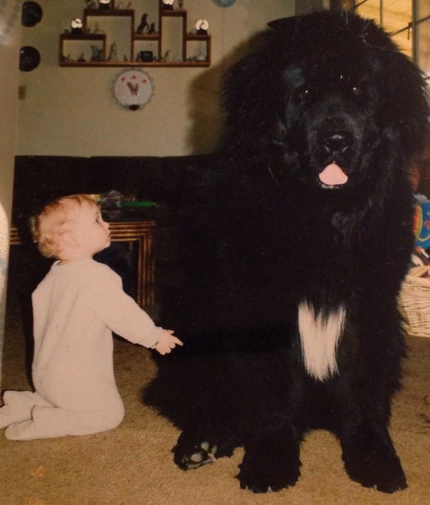 小孩與大狗11