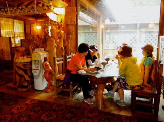 巨屌餐廳5