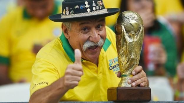 巴西獎杯1