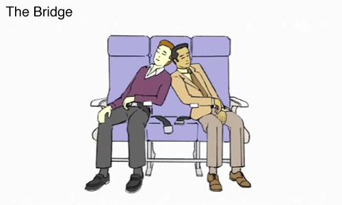 飛機上睡覺3