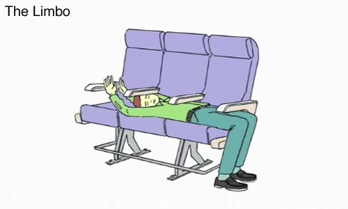 飛機上睡覺7