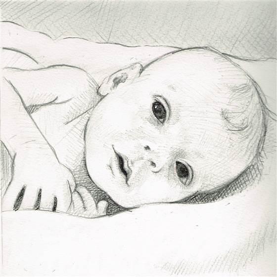 Photoshop嬰兒3