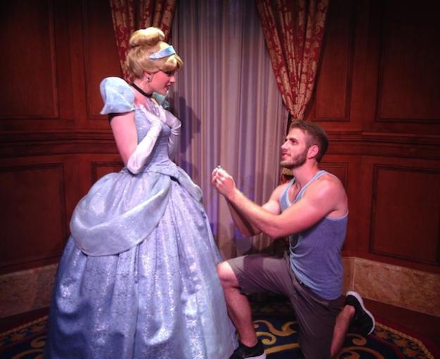 公主求婚1