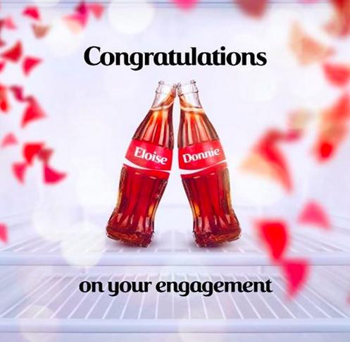 可口可樂求婚2