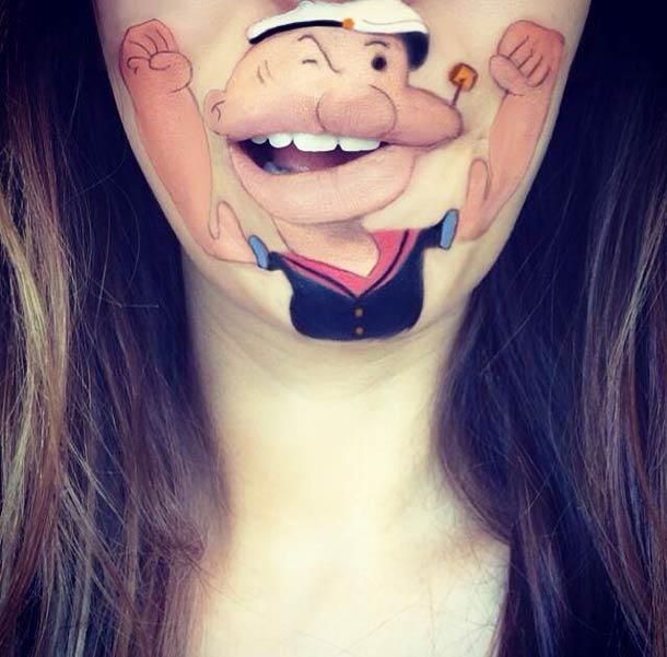 嘴唇卡通10