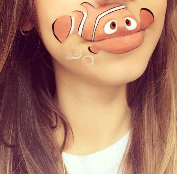嘴唇卡通7