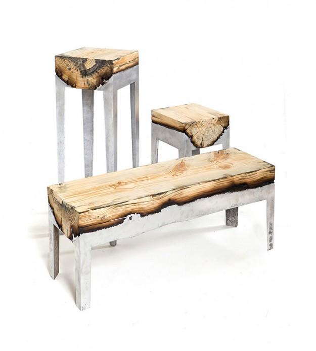 金屬木材1