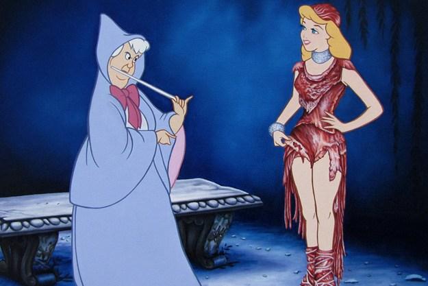 Lady-Cinderella