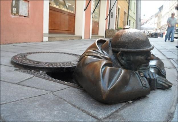 創意雕像11