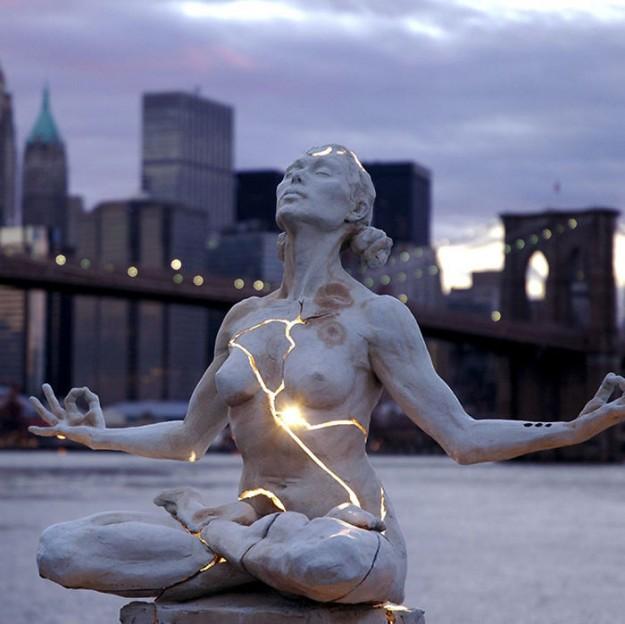 創意雕像5