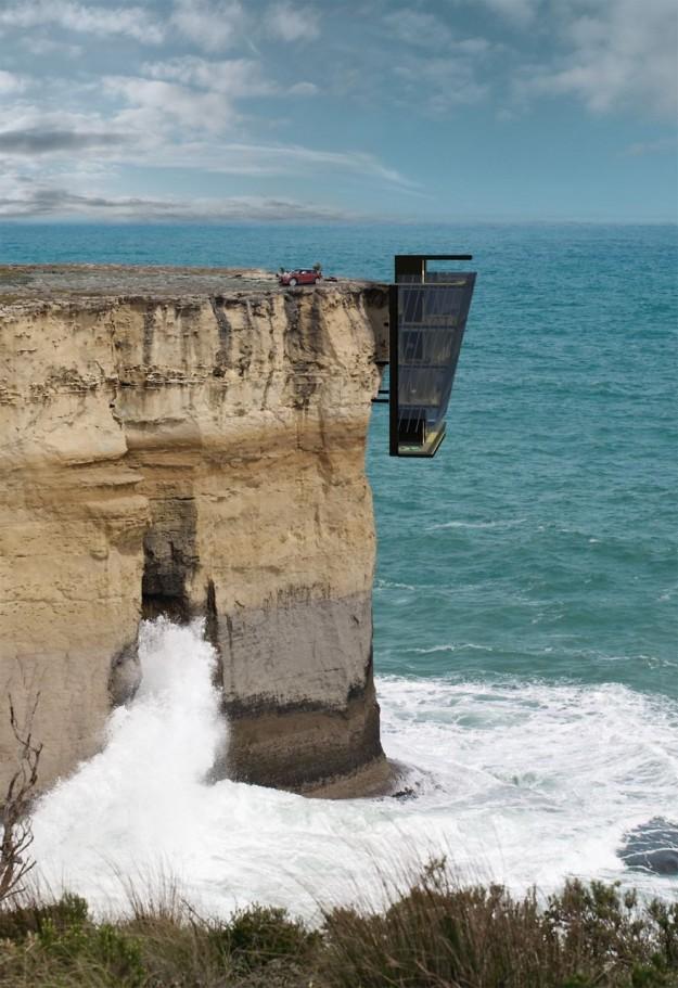 懸崖房子1