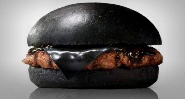 黑色漢堡1