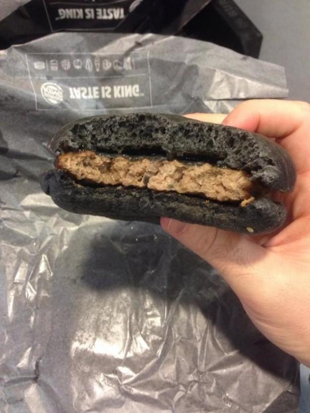 黑色漢堡4