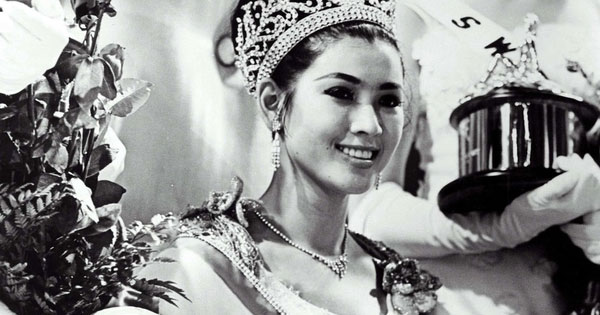 恐怖!泰國50年前的選美小姐,至今看起來完全沒變