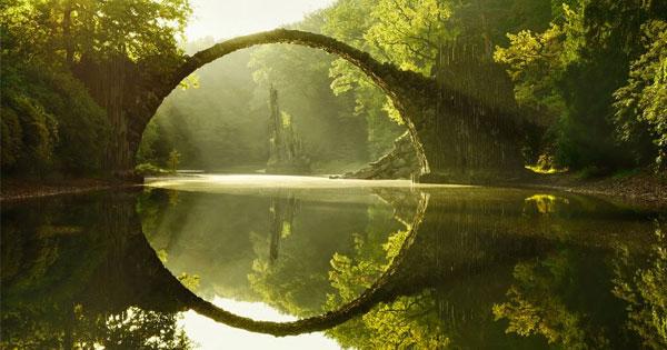 16座世界上最夢幻的橋,喔喔第一名居然是…