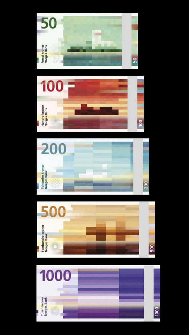 挪威鈔票1
