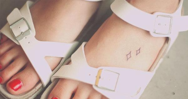 大走可愛路線的刺青,會徹底顛覆你對刺青的看法