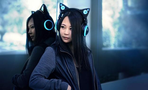 貓耳耳機1
