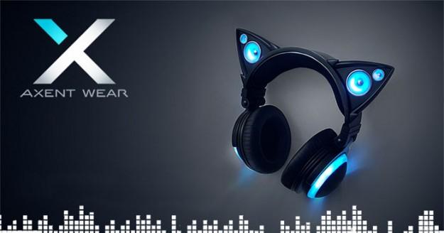 貓耳耳機2