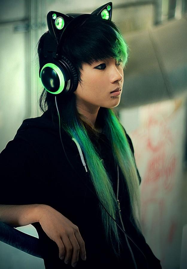 貓耳耳機4