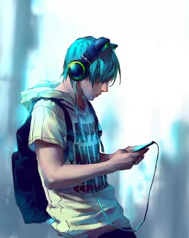 貓耳耳機7
