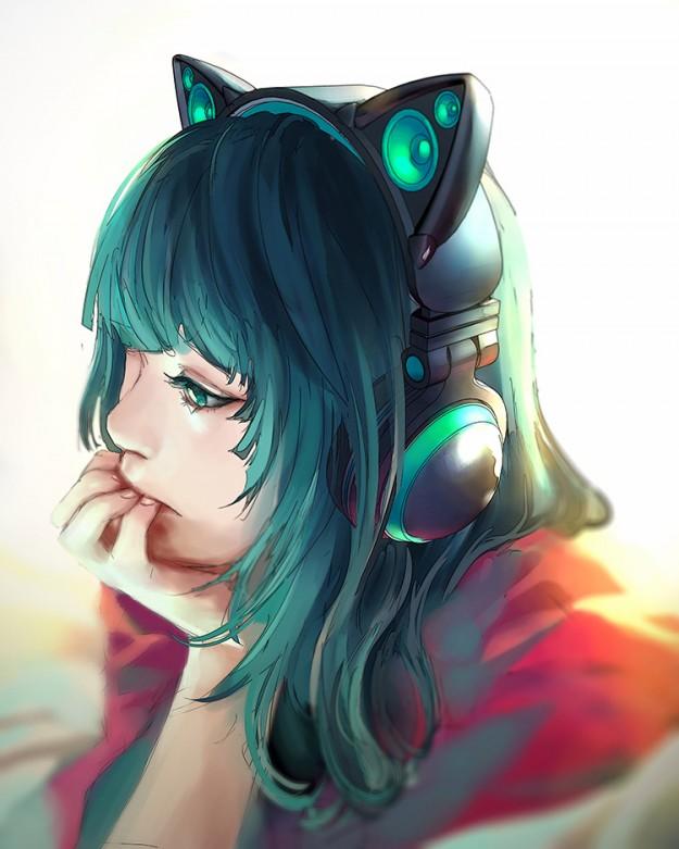 貓耳耳機8