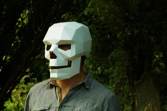 骷髏面具1