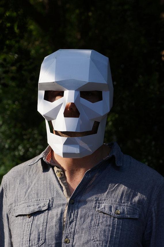 骷髏面具2