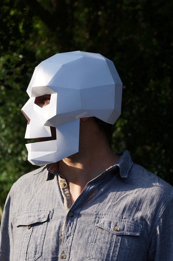 骷髏面具4