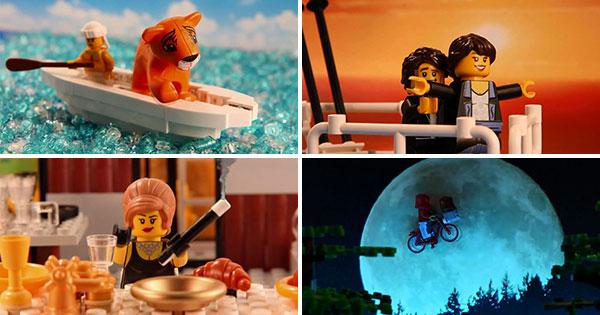 LEGO重建電影