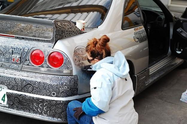 Nissan GTR1