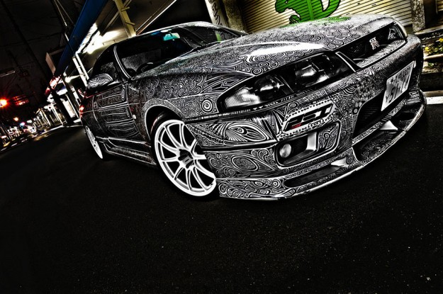 Nissan GTR10