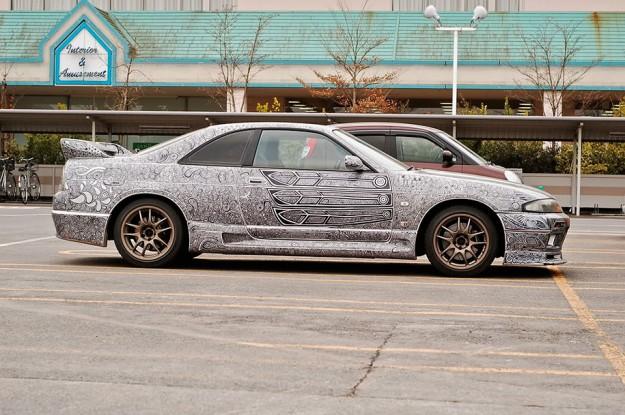Nissan GTR8