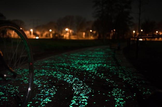 夜光自行車道6