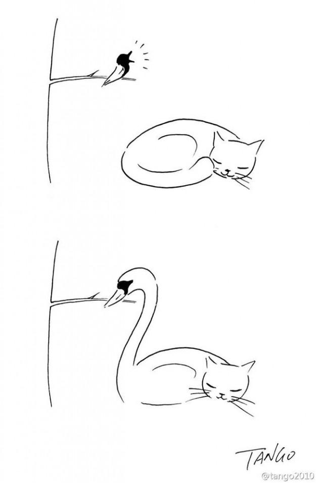 怪梗漫畫11