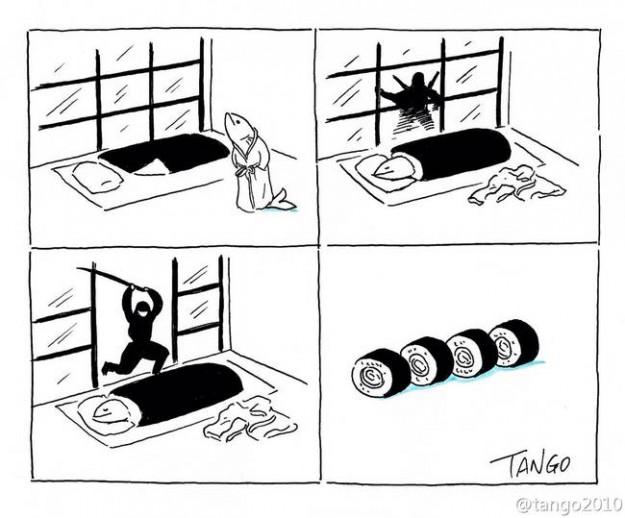 怪梗漫畫12