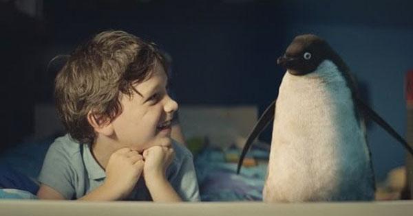 男孩與企鵝