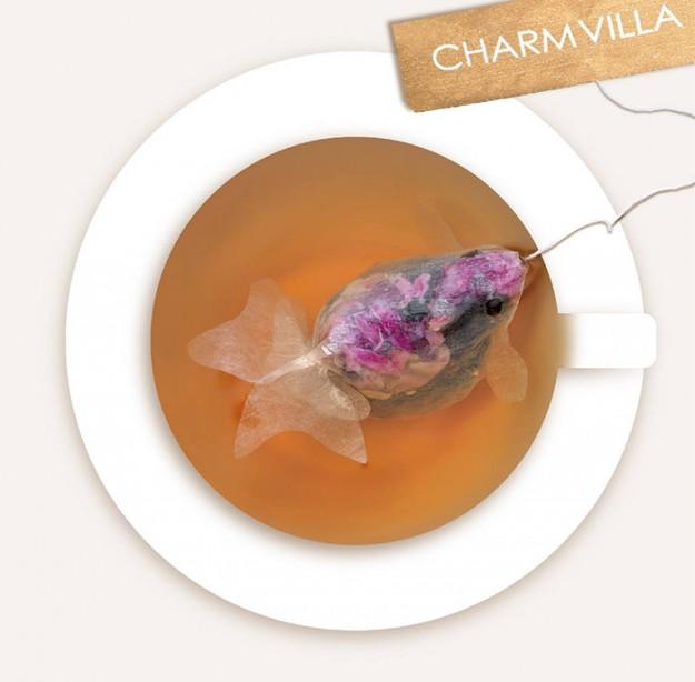 金魚茶包3
