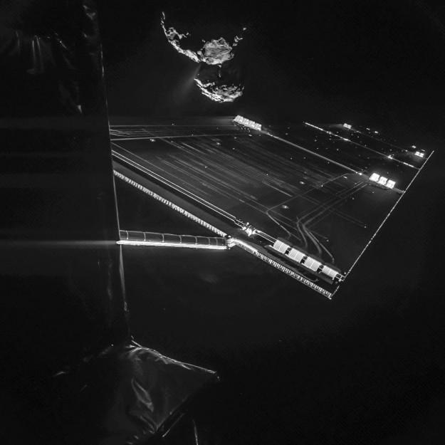 首登彗星10