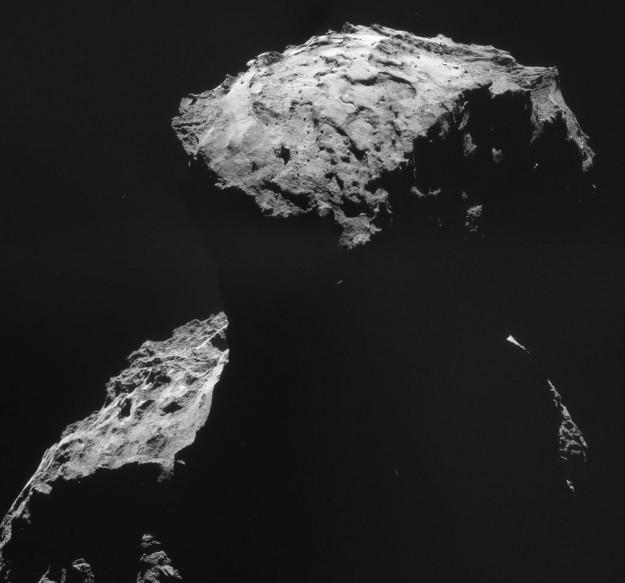 首登彗星19