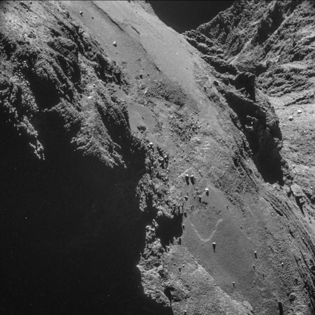 首登彗星5