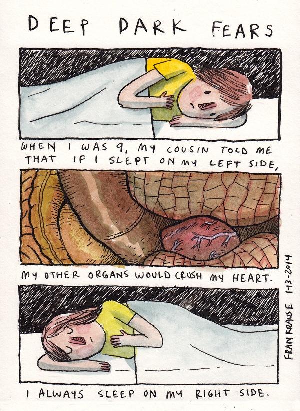 內心恐懼6